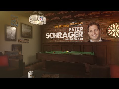 NFL Network's Peter Schrager on The Dan Patrick Show | Full Interview | 01/17/18