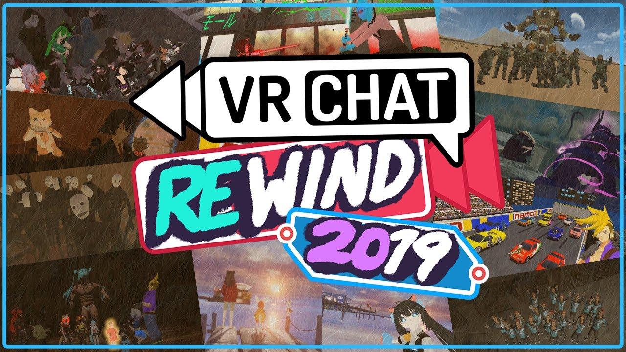 VRChat Rewind 2019 - YouTube