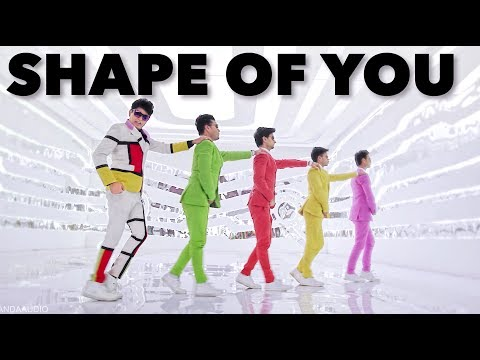 Shape of You Dance Choreography | Ed Sheeran | Shraey Khanna | MJ Style