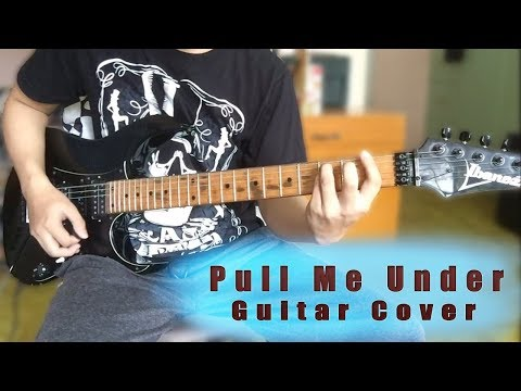 Dream Theater - Pull Me Under [Guitar Cover]