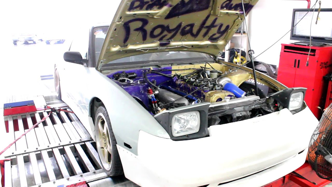 RB25 Neo Swapped 240SX - OVER 400WHP