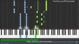 Adele - Rolling In the Deep (Piano Cover) by LittleTranscriber