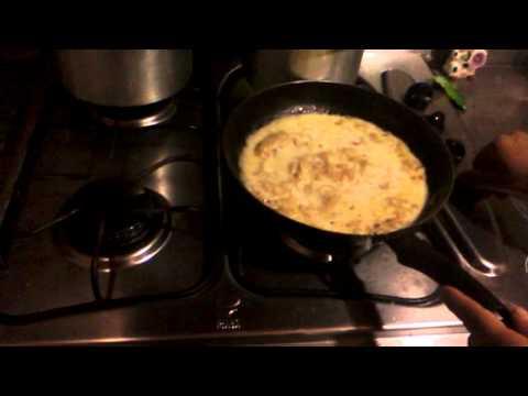 Receta r balo en salsa marinera doovi for Hacer salsa marinera