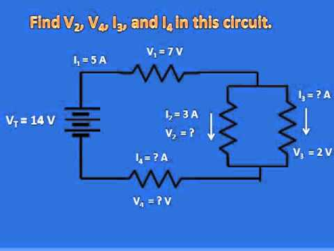 Kirchhoff's Laws Practice Problems 1