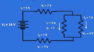 understanding dc circuit through ohms law and kirchhoffs rules You will then use kirchhoff's circuit rules to completely solve a dc the net current through the resistor (ohm's law ohm's law & kirchhoff's circuit rules.