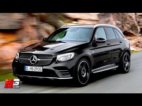 New Mercedes Amg Glc 43 4matic 2016 First Test Drive Only Crazy Sound