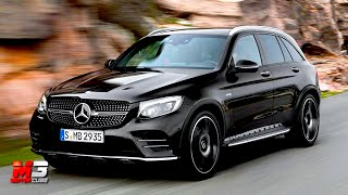 New mercedes amg glc 43 4matic 2016 - first test drive only crazy sound