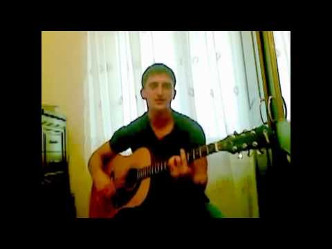 Хасан Абубакаров - В небе звезды горят/ Chechen guitar
