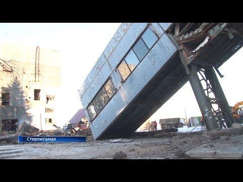 Подробности ЧП в Стерлитамаке, где обрушился надземный переход