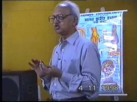 Naturopathy Yoga Aasana Medicine lectures how to cure without taking medicines