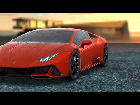 Ravensburger 3D pusle Lamborghini Huracan