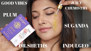 TOP 24 INCREDIBLE INDIAN SKINCARE YOU NEED RIGHT NOW! BEST INDIAN SKINCARE BRANDS | MADE IN INDIA
