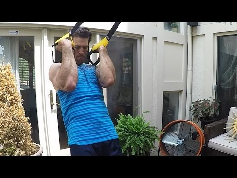 Paul and Kyle Hartzell Workout | Rabil's GoPro