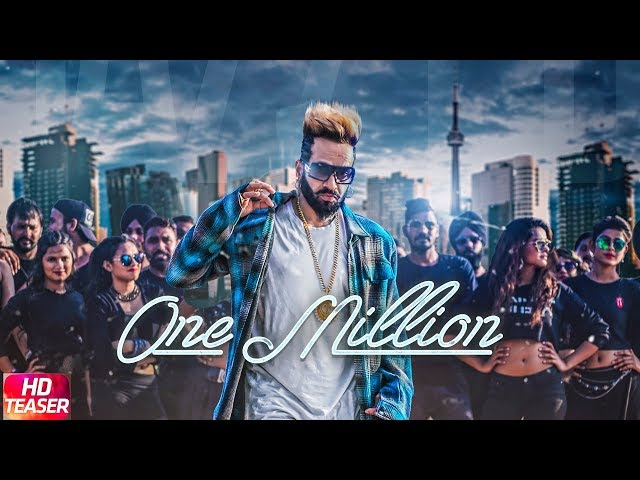 One Million | Teaser | Jazzy B ft. DJ Flow | Releasing on 10th Feb 2018 | Speed Records