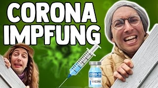 Helga & Marianne - Corona Impfung!