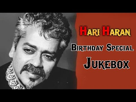Singer Hariharan Evergreen Super Hit Telugu Video Songs Collection || Birthday Special
