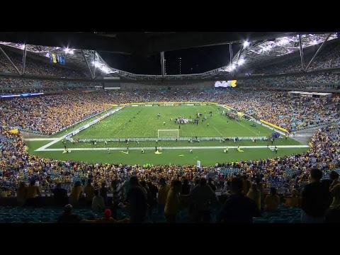 Australia Vs Honduras (FIFA World Cup Qualifiers: Intercontinental Play-off Second-leg)