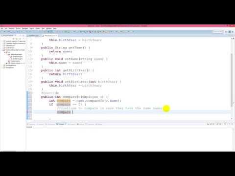 Sort a list of objects by two fields in Java