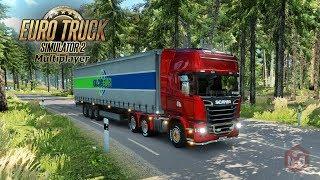 🔴Euro Truck Simulator 2 - Интересней презентации Apple! ч1 из 2