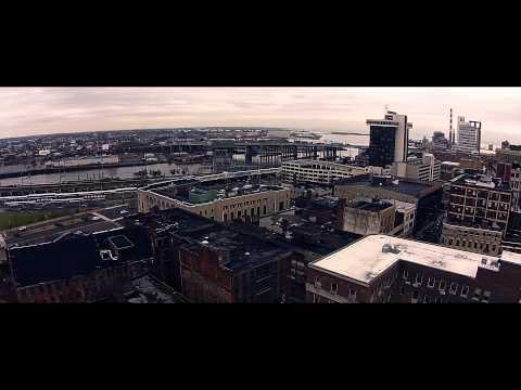 Aerial Videos of Bridgeport, Connecticut