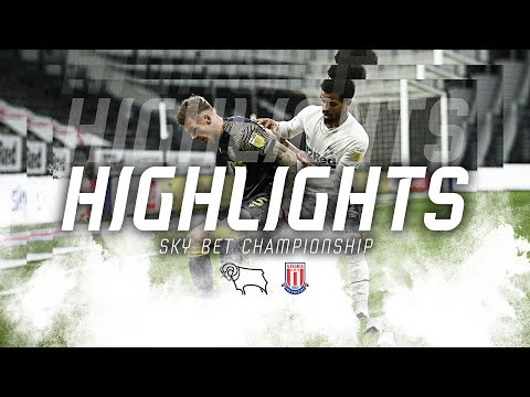 Derby Stoke Goals And Highlights