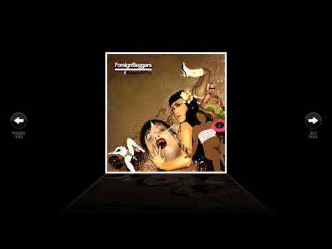 Foreign Beggars - Music We A Mek ft. Soundkillaz