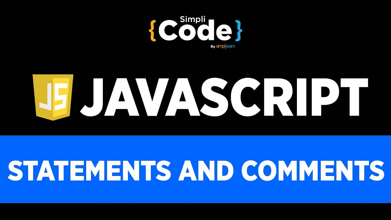 JavaScript Statements And Comments With Examples   JavaScript Tutorial For Beginners