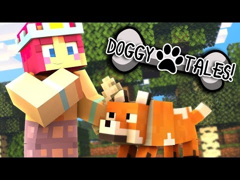 TAMING A FOX! | DOGGY TALES! Ep.3