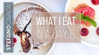 WHAT I EAT IN A DAY 6 || Cosa mangio in un giorno di LUSSO 💎