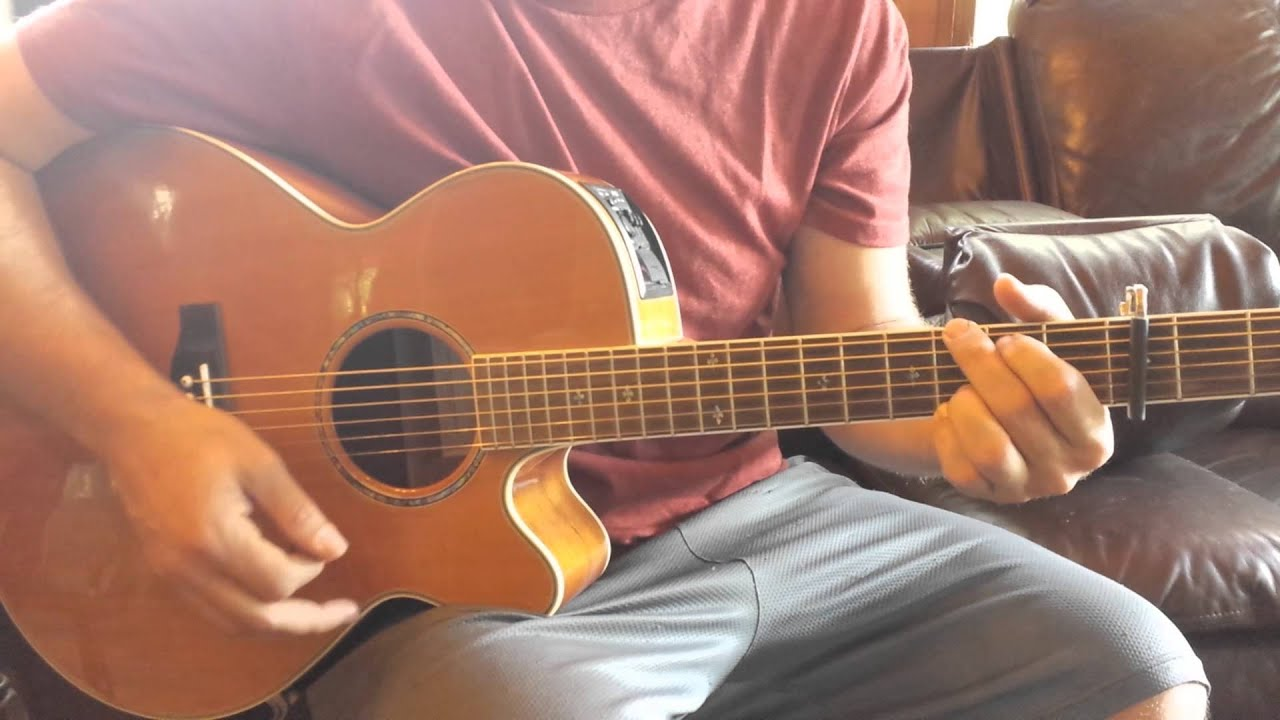 How To Play From This Valley By The Civil Wars Youtube