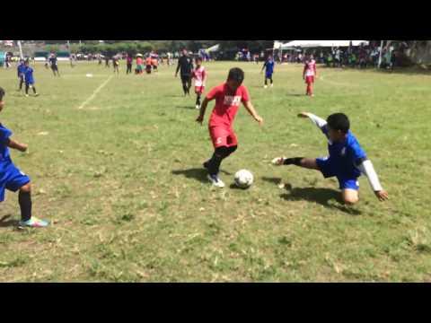 Blue Cup Football Festival 2018 Nikkei FC vs Anak Padada 11U