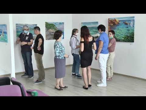 Телеканал Новий Чернігів: Кримські пейзажі Юрія Расіна лікують душу  Телеканал Новий Чернігів