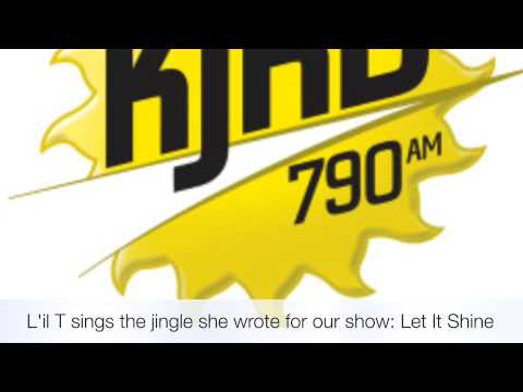 Let It Shine's Tress Sings on KJRB