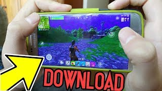 How to download Fortnite Mobile on Android ( APK )