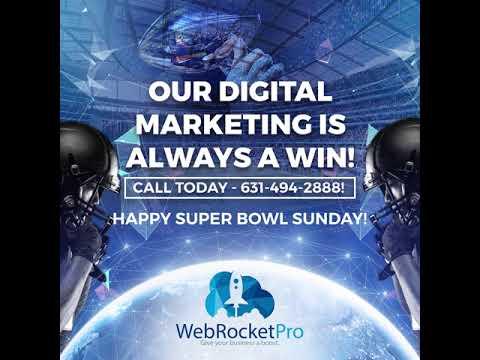 Web Rocket Pro Superbowl 2019