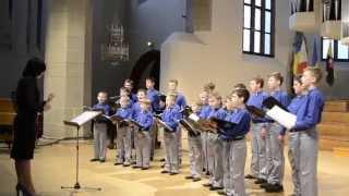"""Амадеус хор, Cerf-Volant (OST Хористы ), Antonio Vivaldi """"Cum Sancto Spirito"""""""