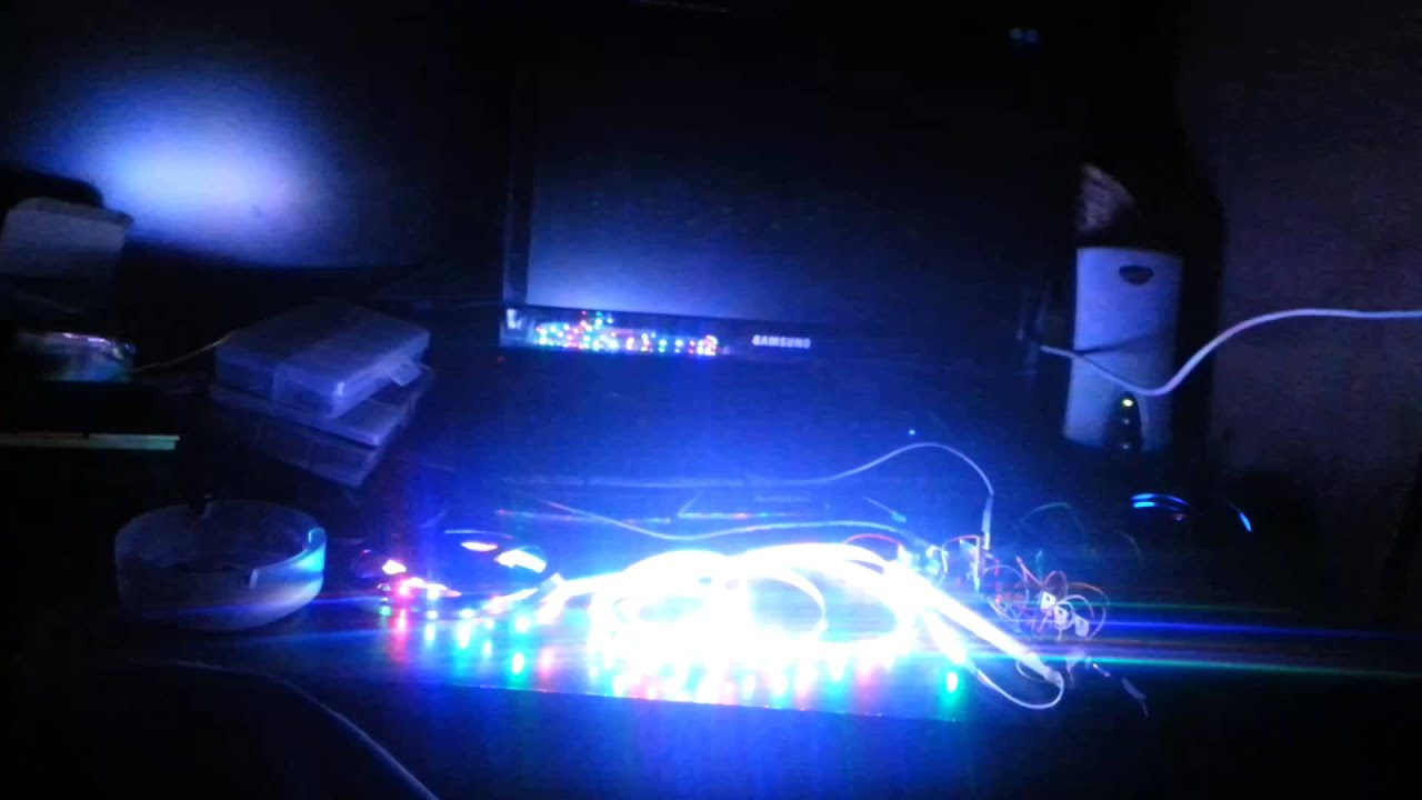 Sound Reactive Led Strip Circuit