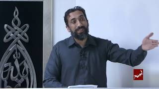 Basics We Forget Easily - Khutbah by Nouman Ali Khan
