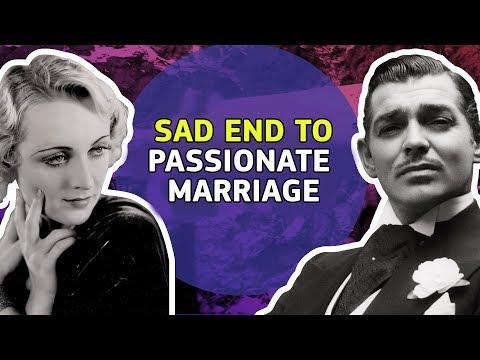 The Tragic Real-Life Story Of Clark Gable and Carole Lombard | ⭐OSSA