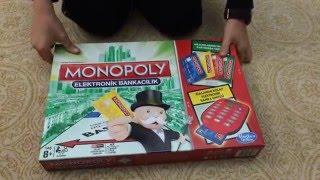 Monopoly Elektronik Bankacılık Tanıtımı