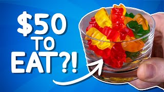 We Offered $50 to Eat These Gummy Bears (most wouldn't)