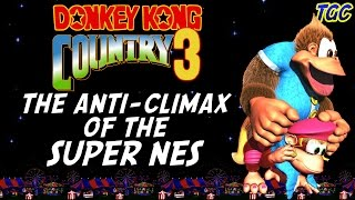 Donkey Kong Country 3 - The Anti-Climax of the SNES | GEEK CRITIQUE