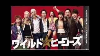 EXILE 「ワイルド・ヒーローズ」TAKAHIRO主演、人気メンバーが躍動するB...