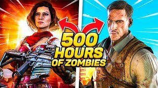 I Played 500 HOЏRS of Black Ops 4 Zombies… Was It Worth It?