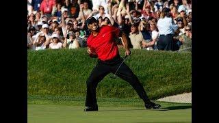 Tiger Woods - Never Gives Up (GOAT)
