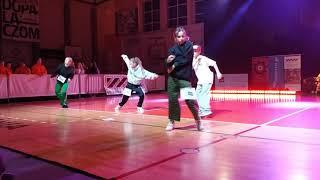 Dance Prix Polski Dance Września. Hip hop, kategoria solowa