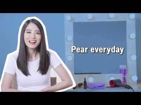 เคล็ดลับผมสวยง่ายๆ By Pear Everyday