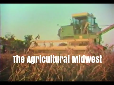 The Agricultural Midwest: Farming in the Corn Belt - 1970's