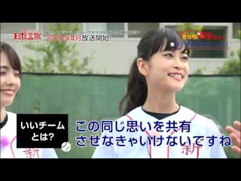 TVアニメ「球詠」予習大作戦!新越ナインのきらら野球だよ?<第五回>