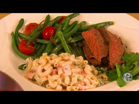 In The Kitchen With Alessi: Steak And Veggies Recipe